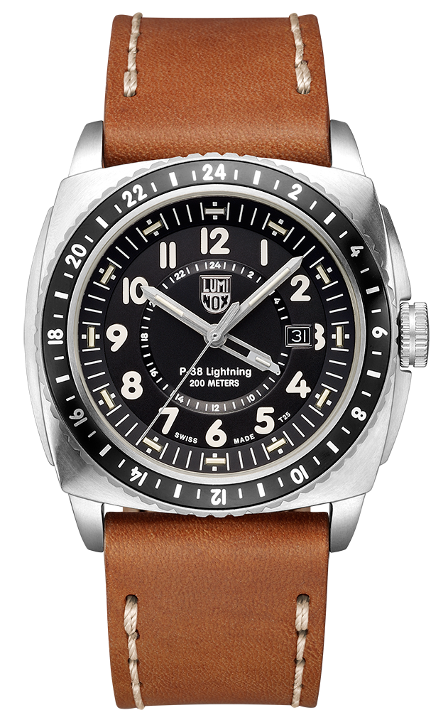 ルミノックス P-38 LIGHTNING™ GMT 9420 SERIES Ref.9427